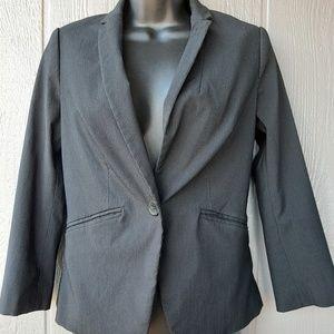 The Limited Exact Stretch Gray Blazer Size XS